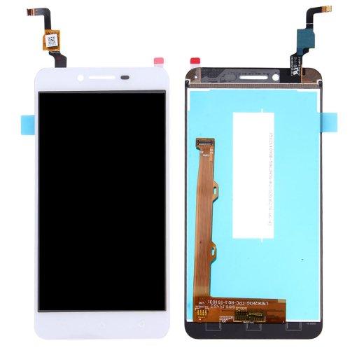 Lenovo Lemon 3 LCD Display + Touch Screen Digitizer Assembly (White)