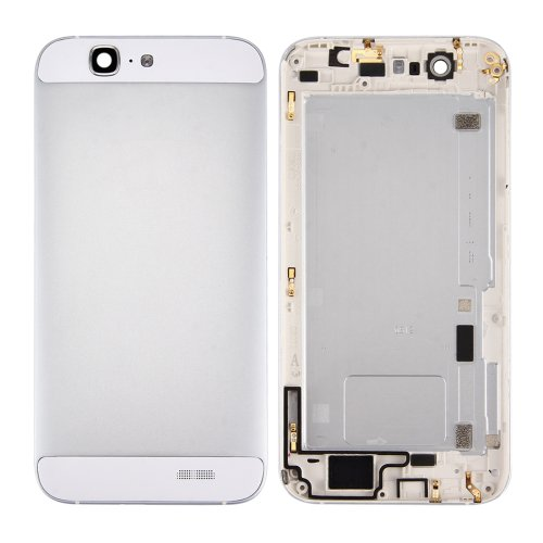 Huawei Ascend G7 Battery Back Cover(Silver)