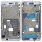 OPPO A35 / F1 Front Housing LCD Frame Bezel Plate