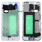 Galaxy C8 Front Housing LCD Frame Bezel Plate(White)