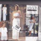 Vogue 2432 Pattern Uncut 12 14 16 Summer Jacket Dress Top Skirt Pants Shorts