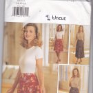 Butterick 4061 Pattern uncut 14 16 18 Flared Wrap Skirt Very Easy to Sew
