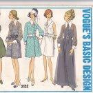 Vogue Basic Design 2152 Pattern 12 Uncut Shirtwaist Dress vintage 1960s