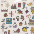 Graphworks Mini Motif Designs Christmas vol 2 leaflet 9 Counted Cross Stitch