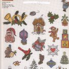 Graphworks Mini Motif Designs Christmas vol 4 leaflet 20 Counted Cross Stitch