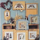 The Amish VIII The Quiet Life booklet Counted Cross Stitch Homespun Elegance