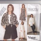 Vogue 1788 Pattern Uncut 8 10 12 Wardrobe Separates Dress Top Shirt Skirt Shorts Pants Tamotsu