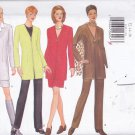 Butterick 5183 Pattern 12 14 16 Uncut Career Separates Jacket Skirt Pants Scarf