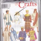 Simplicity 8275 Pattern Uncut Adult XS S M L XL Costume Christmas Nativity