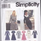 Simplicity 8726 Pattern 8 10 12 14 Uncut Design your own Dress
