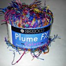 Berroco Plume FX Yarn 20 grams 63 yards color 6862 Bright Effect Yarn