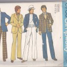 Simplicity 6785 Pattern Uncut Teen Boys 14 16 Lined Jacket Pants Suit