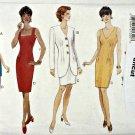 Butterick 3941 Pattern 12 14 16 Classic Dress Jacket Uncut