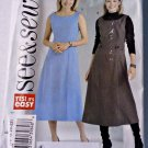 Butterick See & Sew B 4578 Sleeveless Dress 16 18 20 22 Uncut