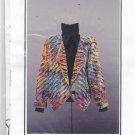 Shear Delight Jacket Pattern 8 10 12 14 16 18 20 22 Uncut Wearable Art