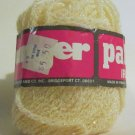 Unger Patina Irese #600 Yellow Sparkle Wool Blend Yarn 20 grams 49 yards