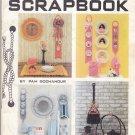 Vintage Macrame Scrap Book Pat Depke Pam Gochanour PD1151 SkrapCord