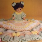 Crochet Pattern to make Bed Dolls & Sweet Dreams Elizabeth