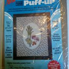 Pres-On Self-Stick Puff-Up Foam Needlecraft Mat 3D Oval for 8x10 frame, 4x6 work