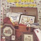 Cross Stitch Treasures Barbara and Cheryl Cross Stitch Design Booklet