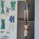 Simplicity 2705 uncut 20w 22w 24w 26w 28w Dress Top Pants Shirt Jacket