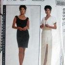 McCall's 6855 Lida Biday Lined Bolero & Dress Sewing Pattern size 10 uncut