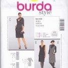 Burda Style 7482 uncut 10 12 14 16 18 20 22 Jumper Dress Knee Length