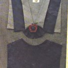 Prairie Clothing Co. A School Day Collar Pattern Adult Uncut