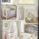 Simplicity 0550 Classic Pooh Collection Nursery Accessories Pattern Uncut