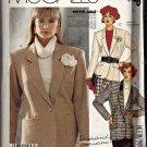 Vintage McCall Pattern 2660 uncut Palmer & Pletsch Jacket Blazer size 20