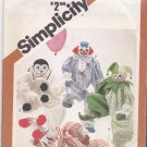 Simplicity 5259 Clown Dolls, may be missing pieces, 50 cents plus shipping