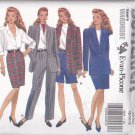 Butterick Pattern 6405 Uncut 12 14 16 Evan Picone Jacket Skirt Shorts Pants Separates