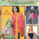 Annie's Attic Celtic Crochet Accessories Pattern Booklet 875524