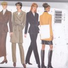 Butterick 5271 Pattern Uncut 12 14 16 Double Breasted Unlined Jacket A-Line Skirt Pants