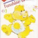 Butterick 6225 Pattern Uncut Funshine Bear Care Bears to Sew Yourself