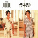 Butterick 4385 Pattern 6 8 10 Uncut Loose Fit Above Ankle Dress Jessica Howard