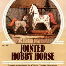 Country Charm 830 Donna Gallagher Uncut Pattern to make Jointed Hobby Horse
