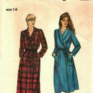 Butterick 3910 size 14 Robe may be missing pieces, 50 cents plus shipping