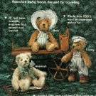 Wee Bears On Holiday Gooseberry Hill 159 Sewing Pattern Jointed Bears and Clothes