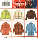 Butterick 5151 Pattern uncut 8 10 12 Fast and Easy Jackets