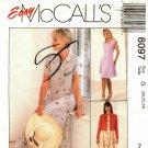 McCall's 8097 Pattern Uncut 20 22 24 Dress and Jacket