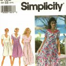 Simplicity 8422 Pattern uncut L XL 18 20 22 24 Jumpsuit Dress Short or Long