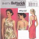 Butterick B4794 Pattern uncut 14 16 18 20 Muse Halter Dress Open Back