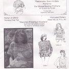 Sew Fast Nursing Designs Pattern 9502 uncut XS S M L XL Breastfeeding Top