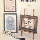 Scriptures Connie Killgore Bible Verses Christian Cross Stitch Design Booklet