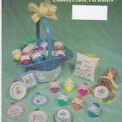 Easter Designs Pat Waters Cross Stitch pattern chart leaflet Miniatures