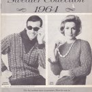 Woman's Day Sweater Collection 1964 Knitting Pattern Booklet