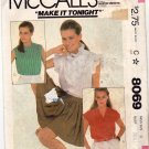 McCall's 8069 Blouses 6 Sewing Pattern may be missing pieces, 50 cents plus shipping