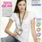Simplicity 0541 Pattern Uncut Tech Gear MP3 or Phone Cover