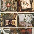 Butterick Home Decor 3175 Pattern Throw Pillows Cushions